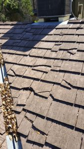 Time for a new roof